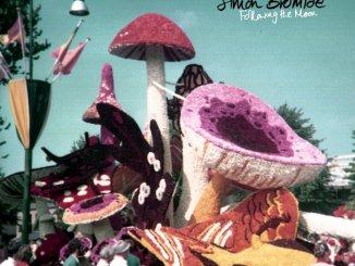 Artwork for Simon Bromide album ,'Following the Moon'