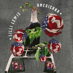 Lilli Lewis Americana album artwork