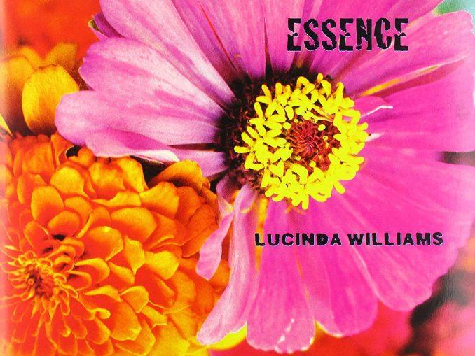 """artwork for Lucinda Williams album """"Essence"""""""