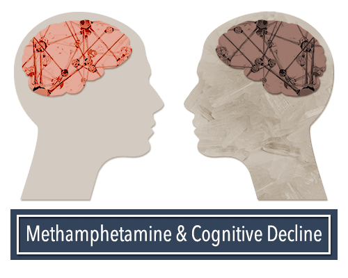 meth and cognitive decline