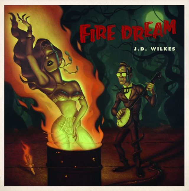 jd wilkes fire dream 3000
