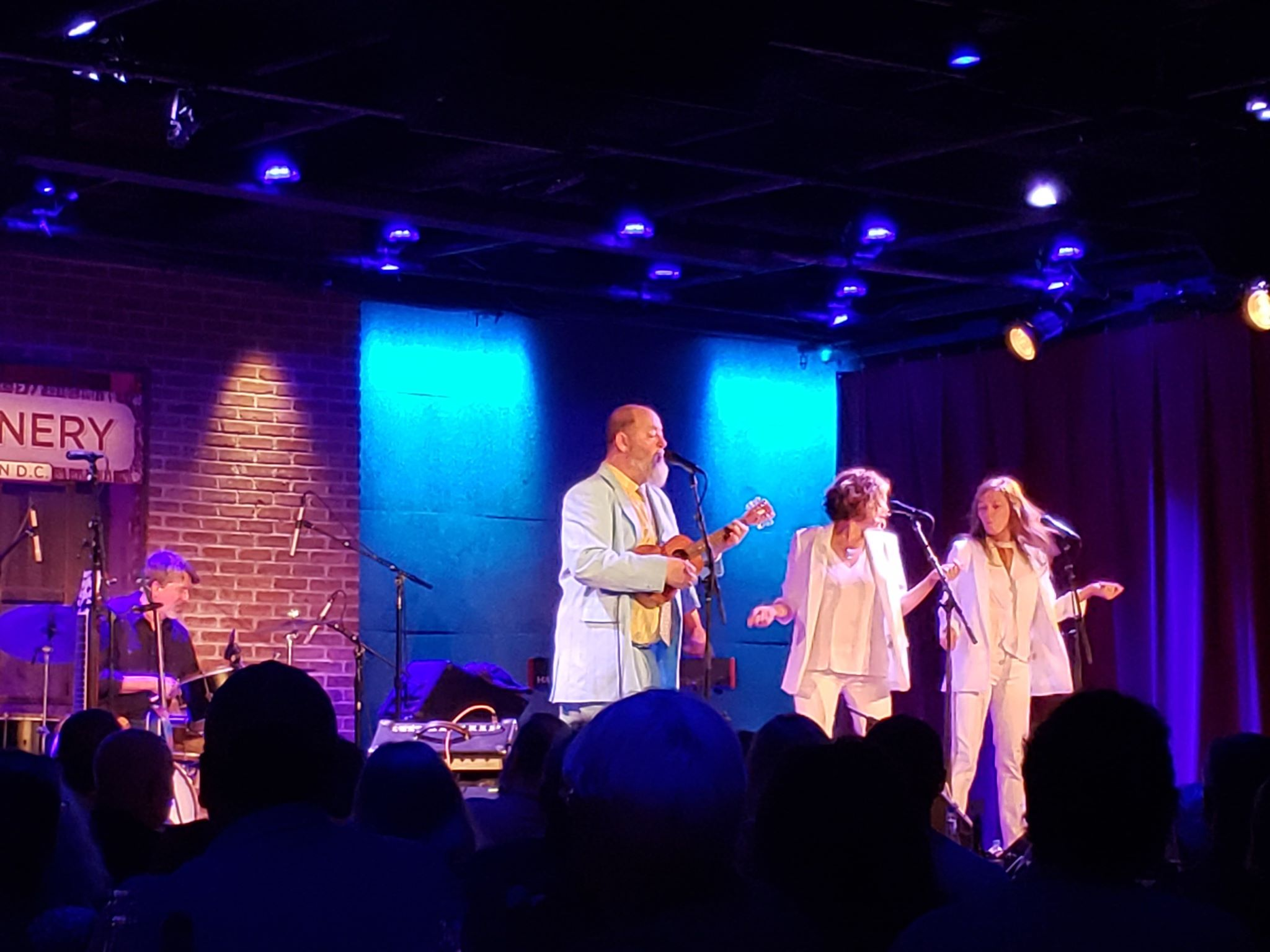 show review carolyn wonderland and shinyribs bring the party to dc 39 s city winery and keep it. Black Bedroom Furniture Sets. Home Design Ideas