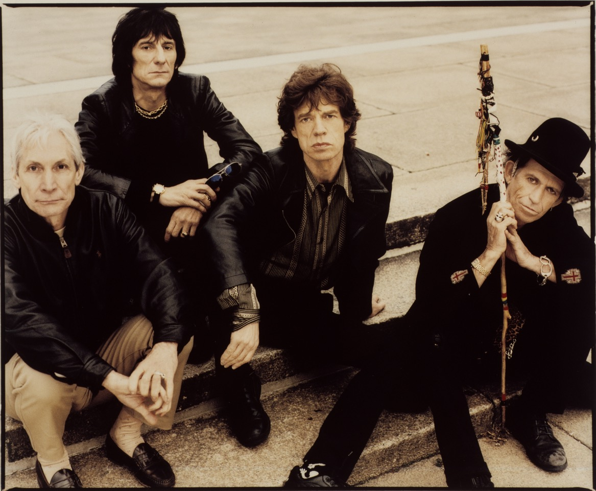 a rolling stones anthology with a bonus harpdog brown chad richard culture vegas strip kings. Black Bedroom Furniture Sets. Home Design Ideas