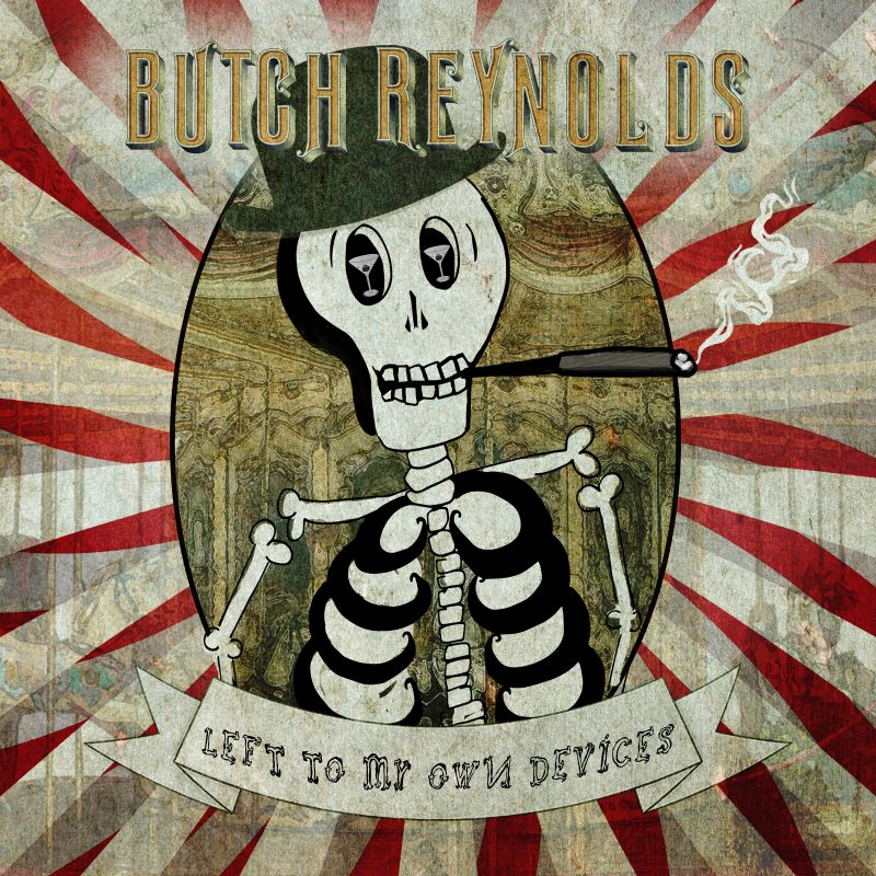 Song Premiere: Butch Reynolds'