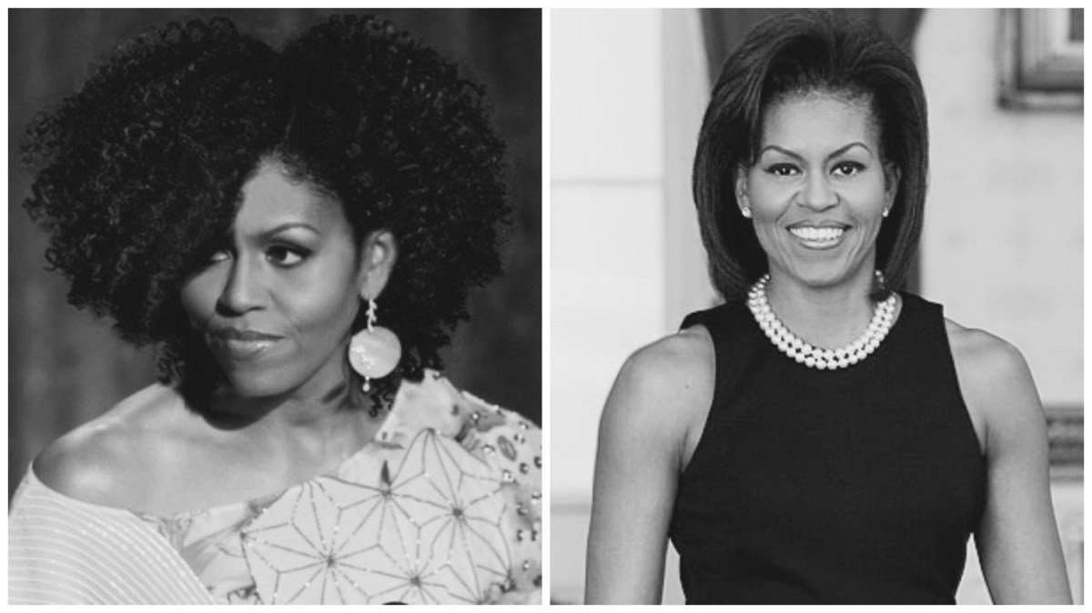 A Michelle Obama Shout Out Plus Hair As Race Metaphor