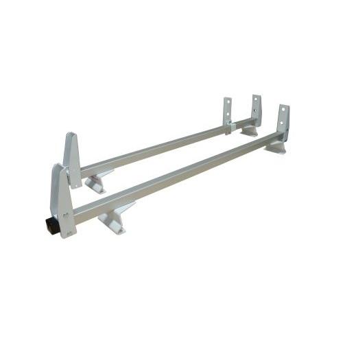 aluminum 2 bar ladder rack for minivans