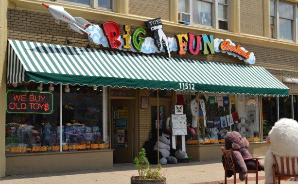 Big Fun Retail Store