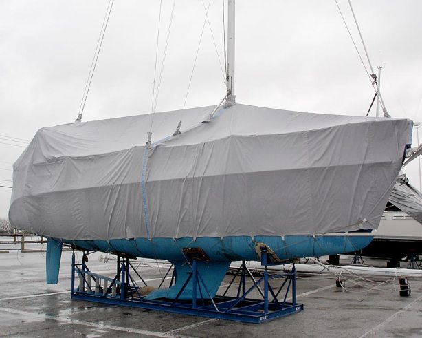 Winter Storage<br>Boat Cover