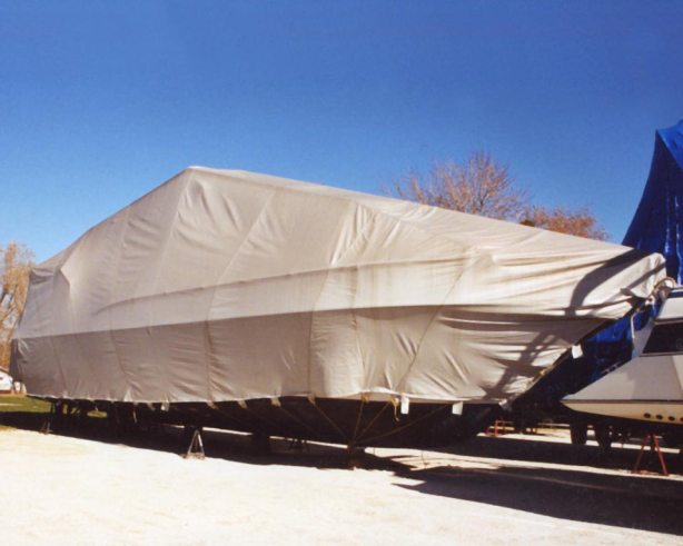 Winter Storage<br>Boat Cover