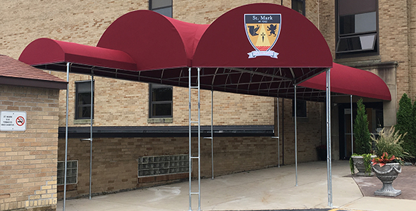 St. Mark's Catholic Church Entranceway Project