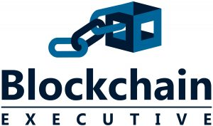 blockchain executive logo