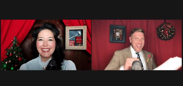 Audrey Billings and Brandon Dahlquist