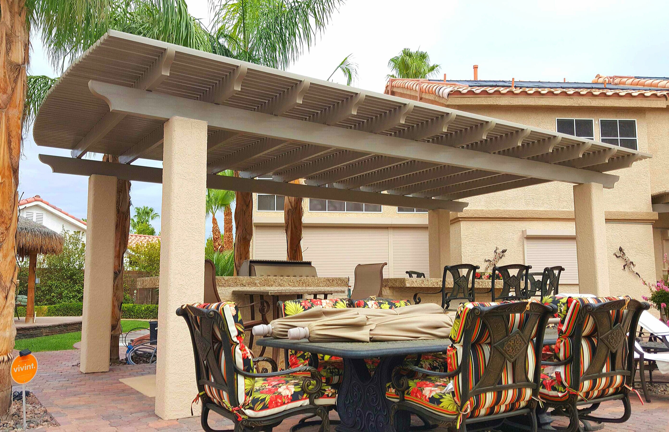 Patio Covers Las Vegas - Newest - Most Trusted Patio Cover ... on Patio Cover Ideas Images id=99975