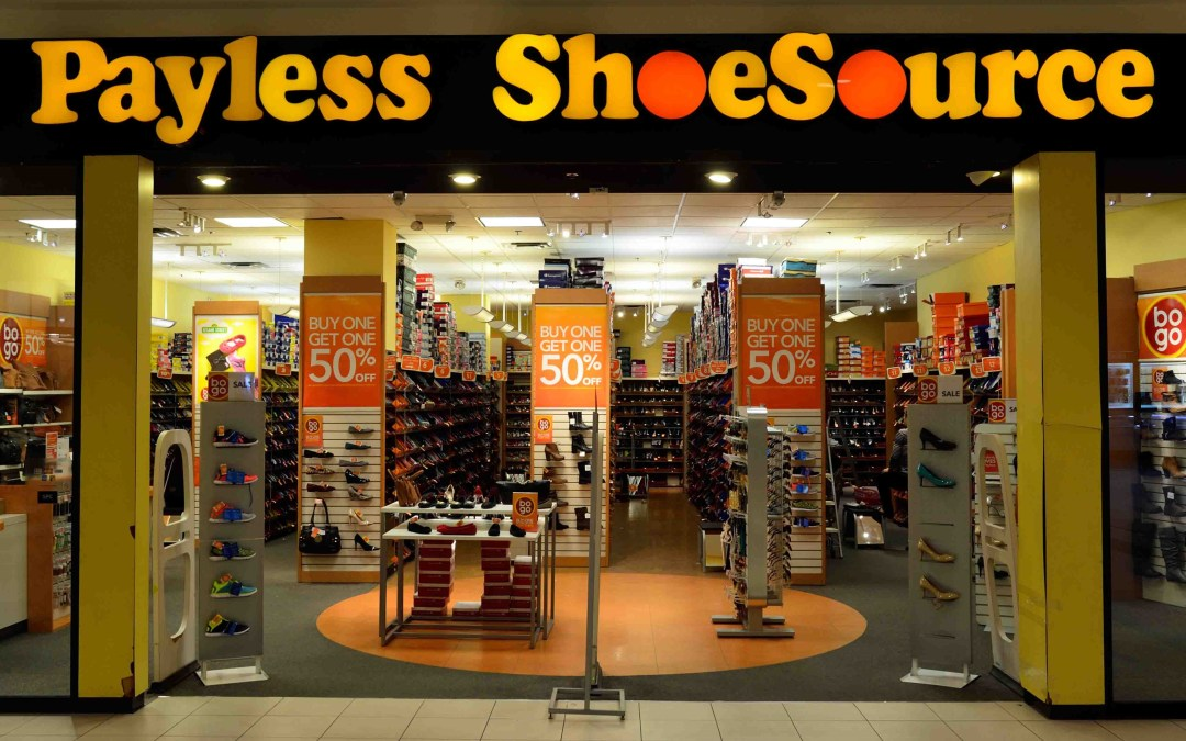 Payless Shoe Source: History with the May Department Stores Company