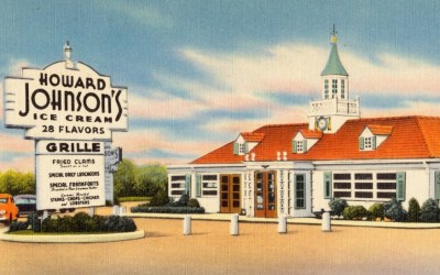 Evolution: Hotel and Restaurant Companies Fifty Years Ago