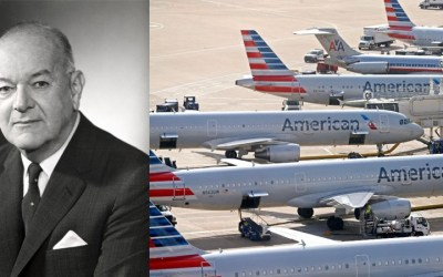 Proud Father of the Modern Airline System: CR Smith and American Airlines