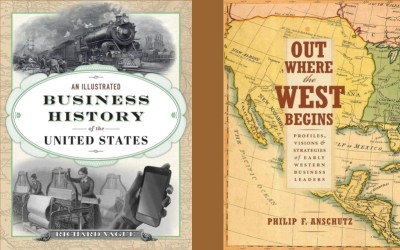 Two Books: The American West and Business History