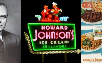 The First Giant Restaurant Chain: Howard Johnson's: Rise and Fall