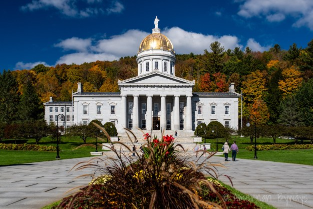 Vermont State House