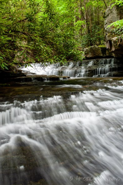 Mill Creek Cascades