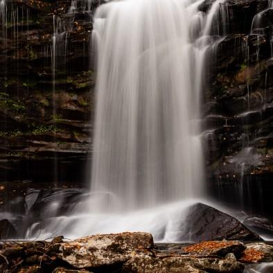 Upper Falls of Hill Creek