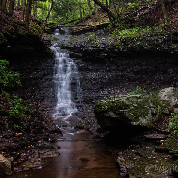 Mineral Springs Falls