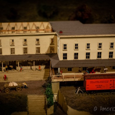 Miniature Model of Cass