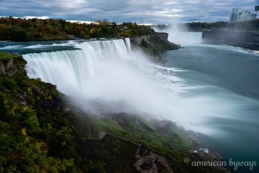 American Falls, Bridal Veil Falls & Horseshoe Falls (Niagara Falls)