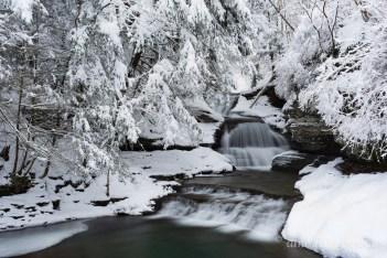 Old Mill Falls