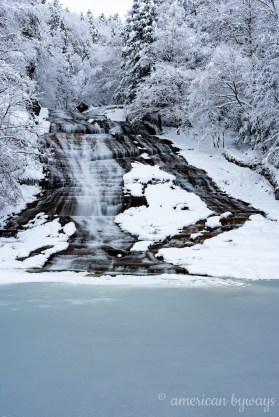Buttermilk Falls