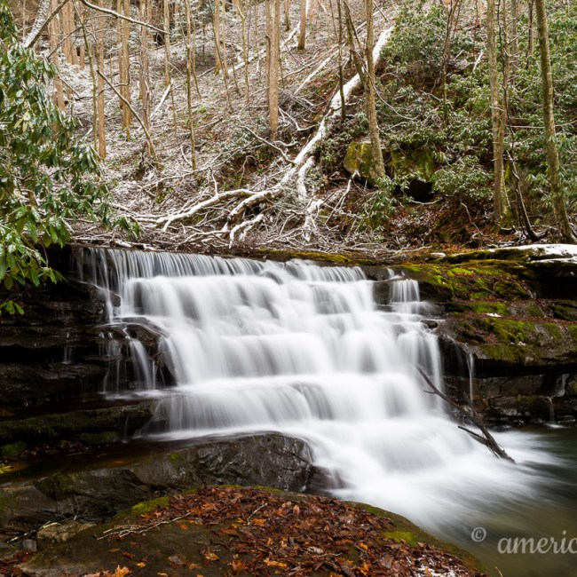Falls of Keeneys Creek