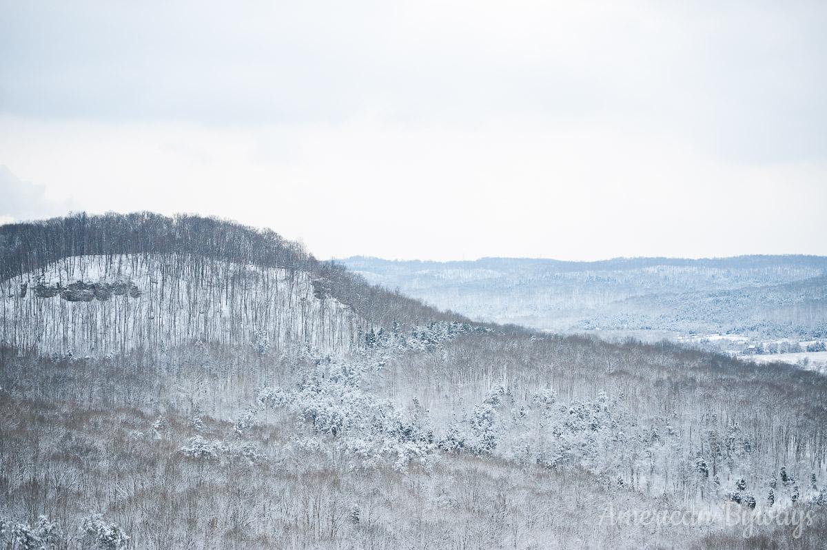 Buzzardroost Rock View