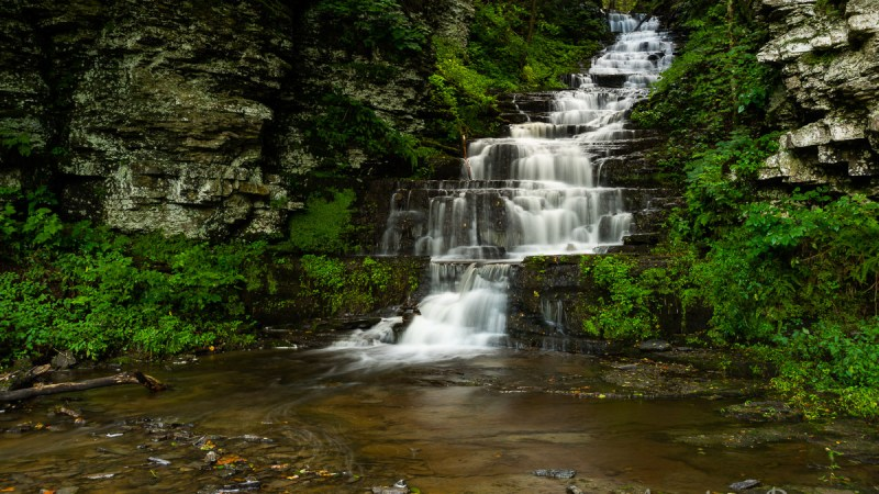 Buttermilk Falls (Tioga County)
