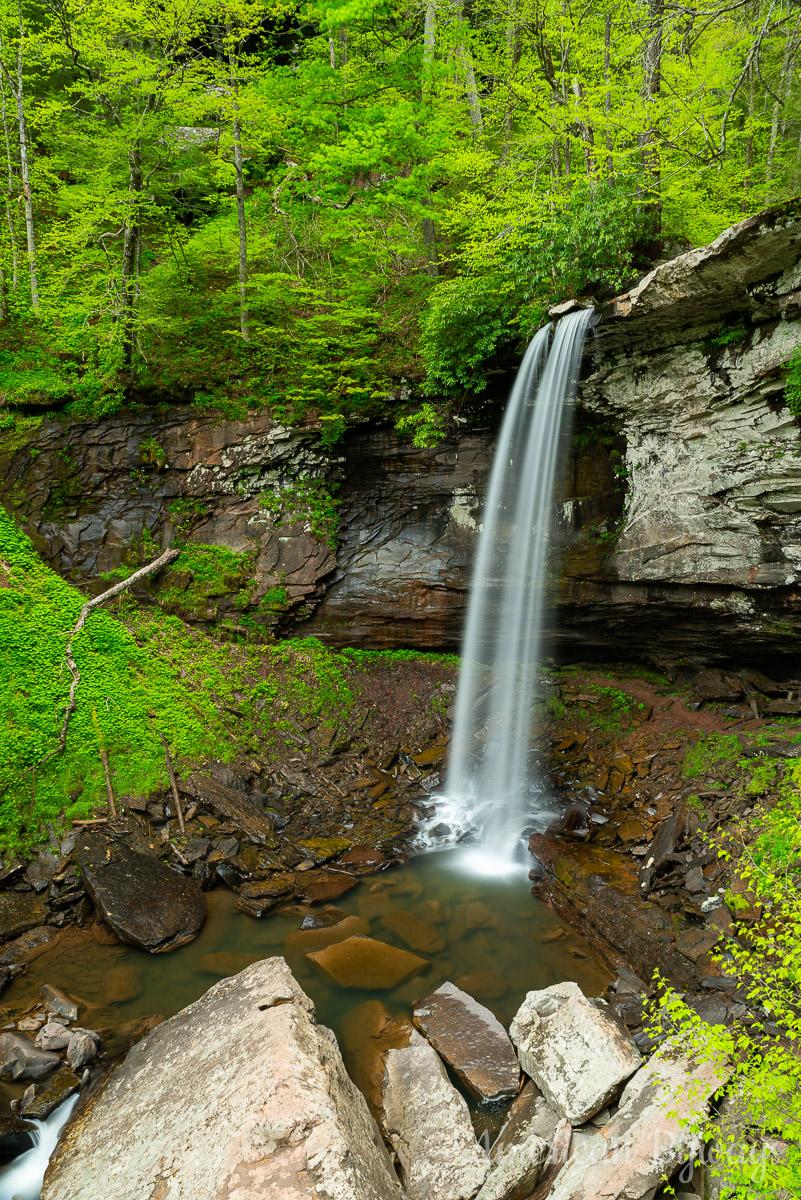 Falls of Hill Creek