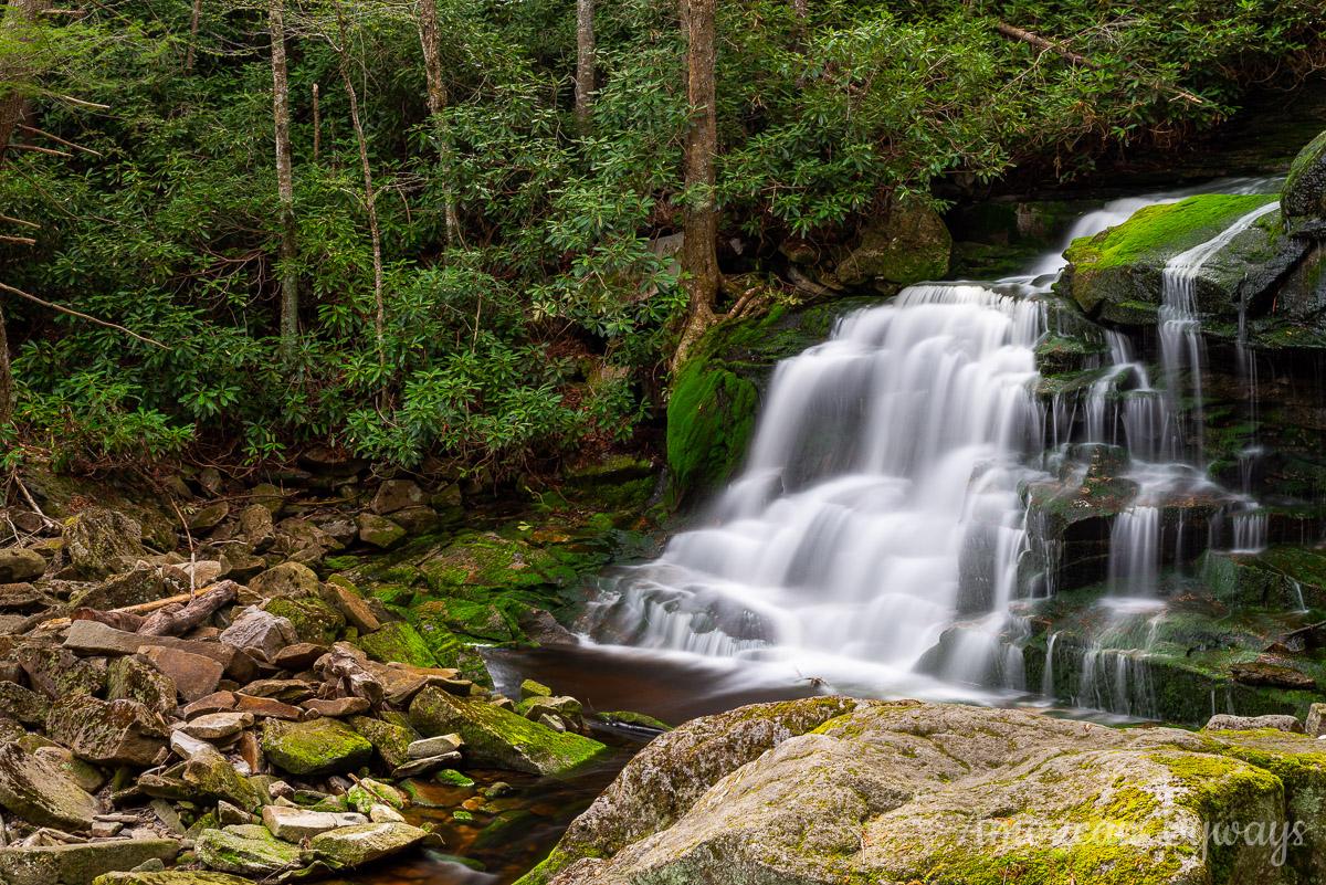 Falls of Elakala No. 2