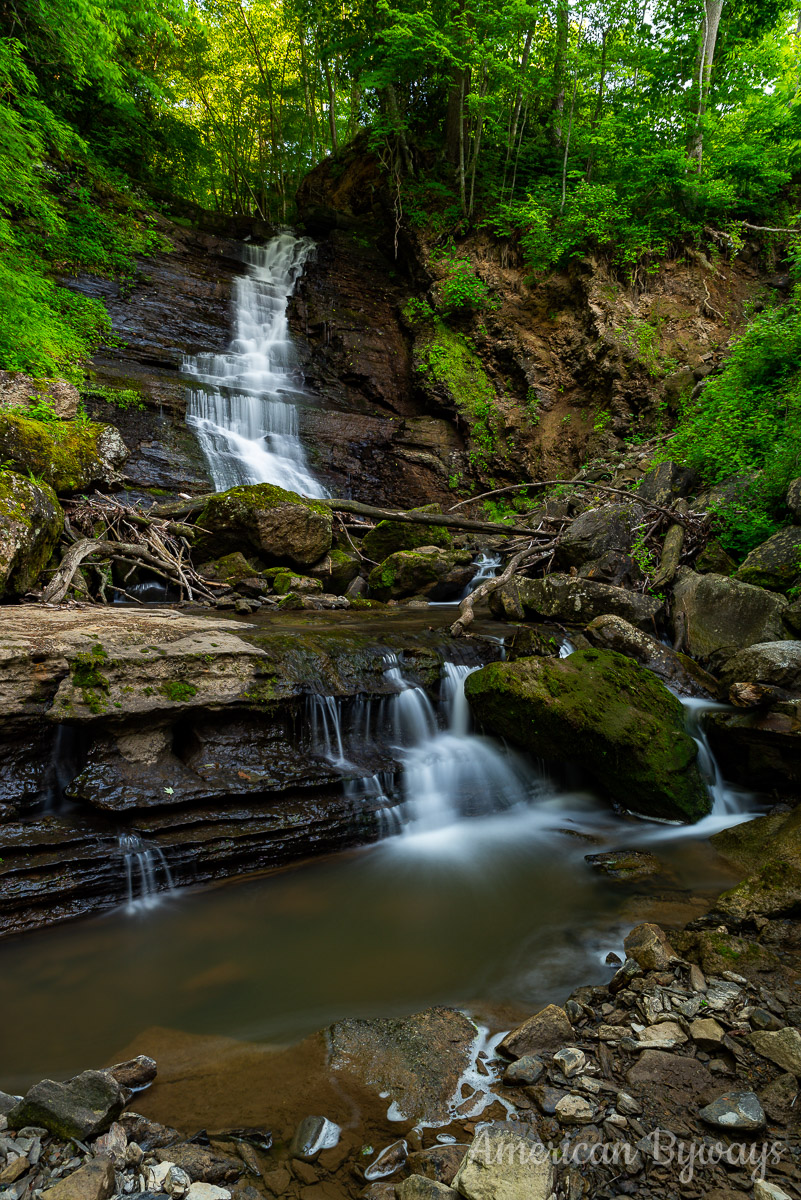 Lower Pipestem Falls