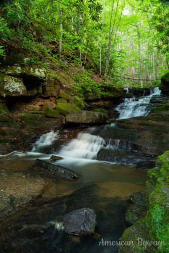Upper Pipestem Falls