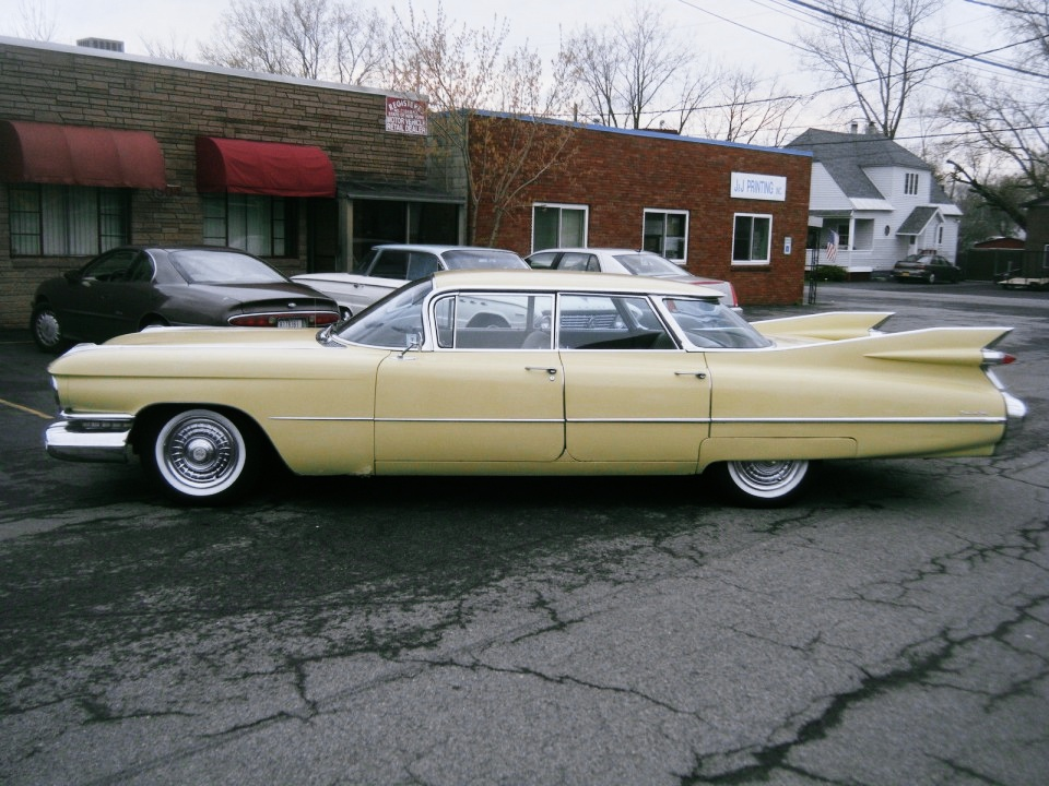 Eldorado 1960 Cadillac Biarritz Convertible