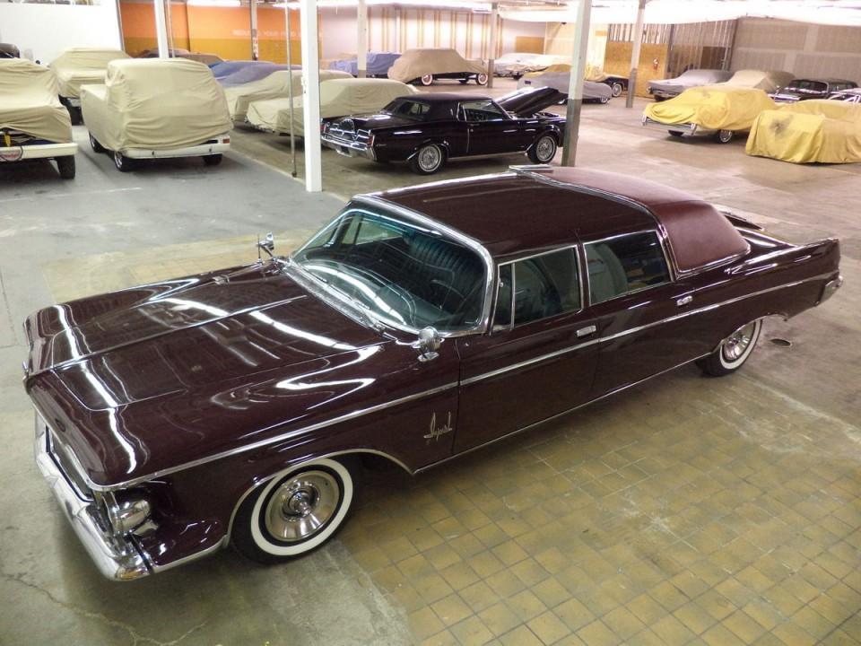 1955 Chrysler Crown Imperial