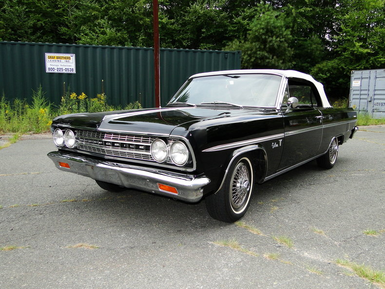 1963 Oldsmobile Cutlass F 85 Convertible For Sale