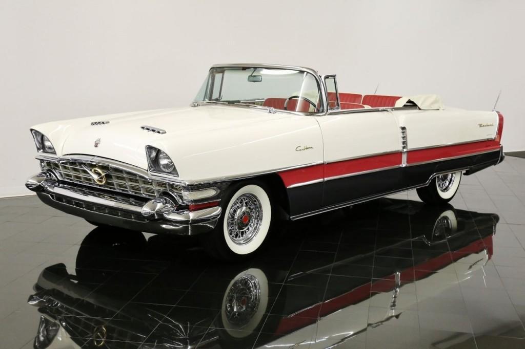 1956 Packard Carribean Convertible For Sale