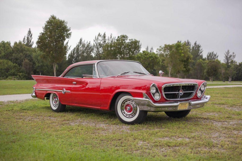 Chrysler 1960 Convertible