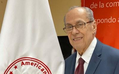 """Ricardo Acevedo Peralta: """"es un honor contribuir para American College"""""""