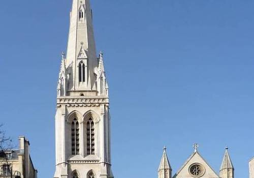 Music Discovery Classes At The American Cathedral In Paris