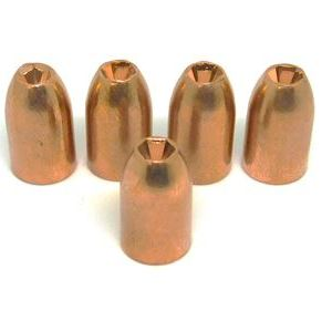American Copper Bullets - 100% Non-Lead Solid Copper Re-Loading Bullets