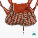 Pier Picnic Backpack free crochet pattern