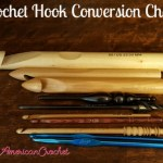 Crochet Hook Conversion