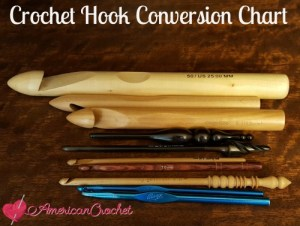 Crochet Hook Conversion Chart