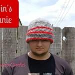 Kevin's Beanie free crochet pattern
