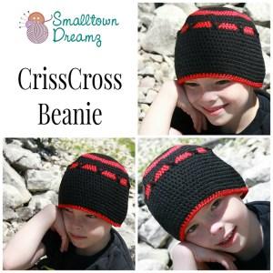Criss Cross Beanie